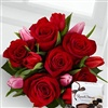 Roses Chocolate Touch Heart Soul