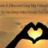 My Love For You Friend eCard