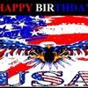 American Birthday eCard