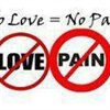 no loveno pain