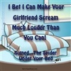 Make Your Girlfirend Scream eCard