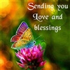 Sending you love and blessing
