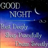 Good Night My Friend eCard