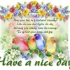 Have a nice day eCard