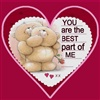 You are the best part of me eCard