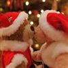 A Christmas Kiss eCard