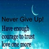 Never Give Up eCard