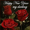 Happy New Year My Darling eCard