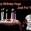 Happy Birthday Hugs Just For You