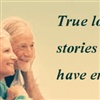 True love stories never have endings eCard
