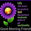 Good Morning Friend eCard