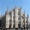Milan Cathedral in Italy eCard