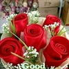 Flowers signify love and its attracts due to its b