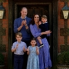Prince Williams Happy Lovely Family eCard