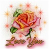like this rose