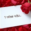 I miss you babe eCard